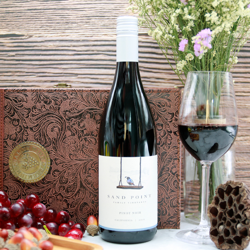 三德 黑比诺红葡萄酒